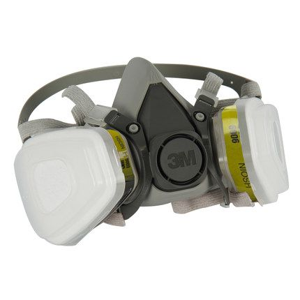Free shipping 3M 6200 + 6006 full-face respirator masks painted anti- formaldehyde protective mask welding