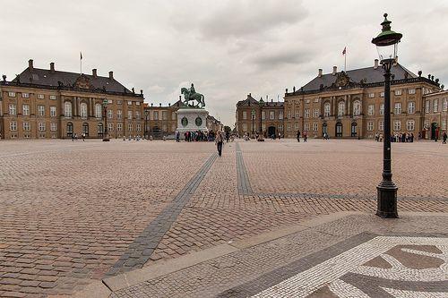 Amalienborg Slotsplads