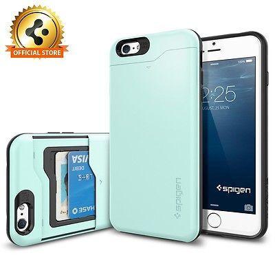 Spigen-for-iPhone-6-Plus-Case-CARD-SLIDER-CASE-Slim-Armor-CS-SERIES (want)