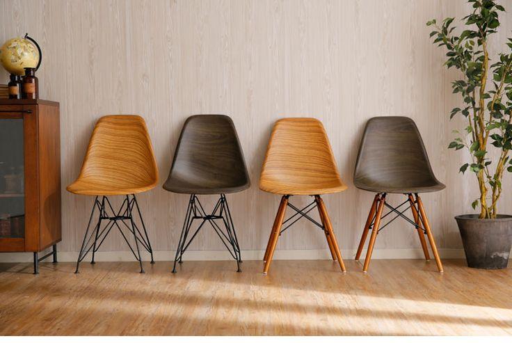 【楽天市場】イームズチェア シェルチェア イームズ DSW DSR チェア 椅子 いす ダイニング ダイニングチェア オフィスチェア コンパクト パソコンチェア リプロダクト 木目 ウッド柄 おしゃれ モダン 送料無料 送料込:スミシア・インテリア(SUMICIA)