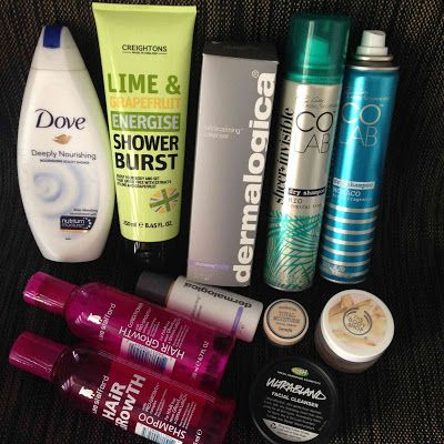It takes so long to put an empties post together. Check the link to see what my thoughts are on all these products that I finished.