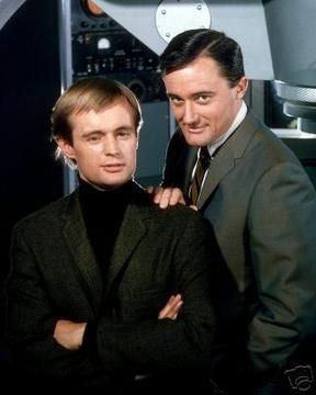 Robert Vaughn (Napoleon Solo) &  David McCallum (Illya Kuryakin) -  The Man from UNCLE