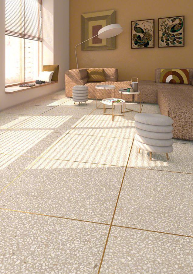 VIVES - Pavimento - porcelánico Portofino Crema 80X80 cm. | vives ceramica | pavimento gres porcelánico | terrazo