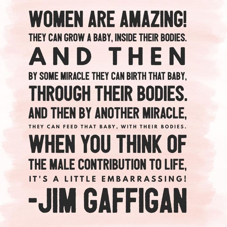 "I love Jim Gaffigan. Fabulous comedy on various topics, but his routines on parenting are just perfect. With gems like ""I haven't slept in 7 years"" and ""we had all our babies at home, just to make you feel uncomfortable."" And my personal favorite…   I've been catching some flack for sharing this image on...Read More »"