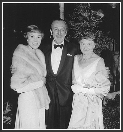 """The author of the """"Mary Poppins"""" books, P.L. Travers, approved heartily of the casting of Julie Andrews as Mary Poppins after just speaking to her on the telephone.: Toms Hanks, Walt Disney, Disney Film, Mary Poppins, Julie Andrews, Save Mr Banks, July Andrew, Book, Movie"""