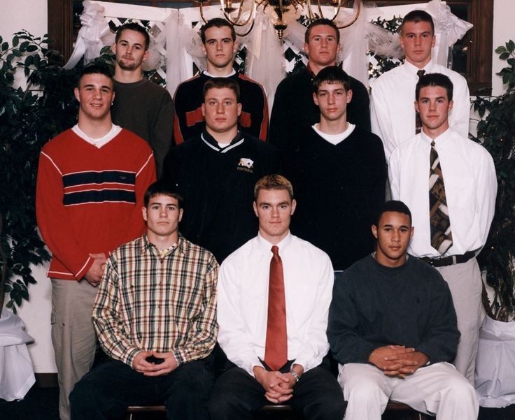 1999 NEWS 25 Home Team Friday MVP Banquet Picture -- Evansville, IN