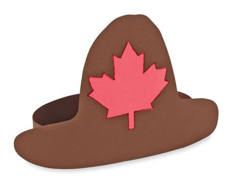 Let the kids show off their Canadian pride.