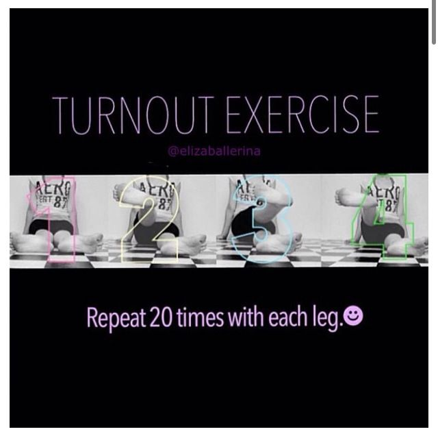 Turnout Exercise