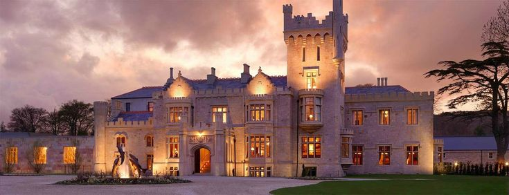 These Are the 5 Most Gorgeous Castles to Stay In in Ireland