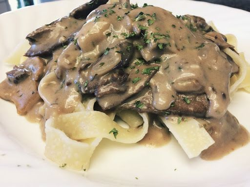 Easy Leftover Roast Beef Stroganoff