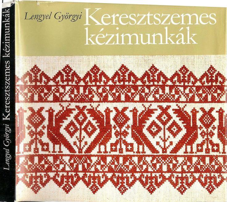 Книга: Keresztszemes Kezimunkak (Венгерская вышивка) - Рукодельница - ТВОРЧЕСТВО РУК - Каталог статей - ЛИНИИ ЖИЗНИ