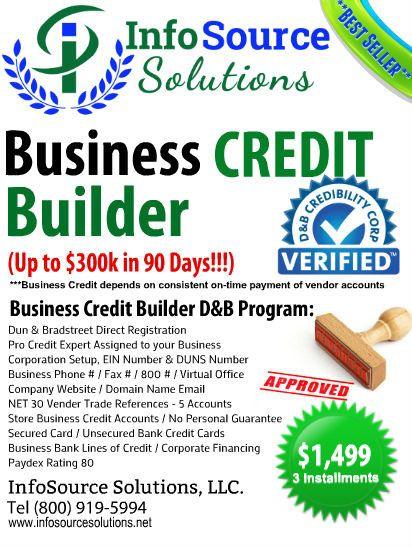 Best 7 dun bradstreet payex images on pinterest credit file business credit builder dun bradstreet direct program colourmoves