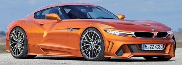 BMW/Toyotas sportbil släpps 2017? - Byt Bil