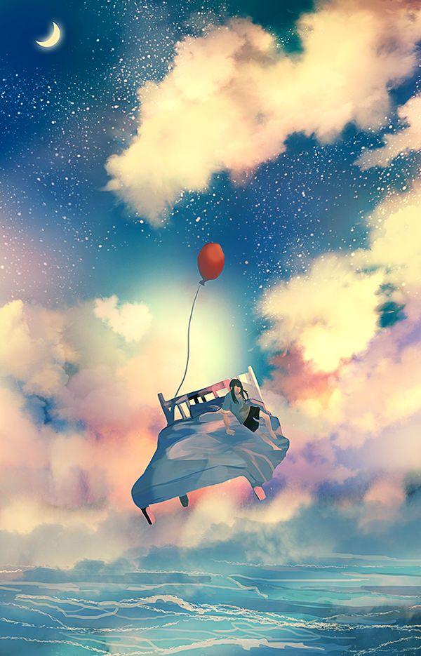 한 여름밤의 꿈이었어요. 123/365 #365days_of_daydream