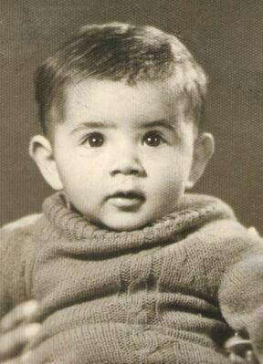 Amr Diab child