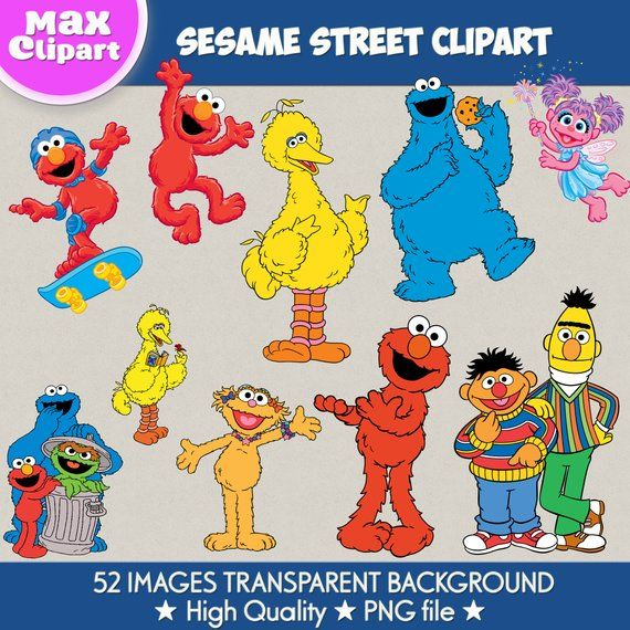 Sesame Street Clipart Sesame Street Images Elmo Clipart