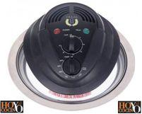 #cabezal para #ollas #programablesCabezal de horno de convección con aro multimedidas para cocinas programables.Posee termostato y temporizador.Sistema de ciclo de aire caliente que descompone los tejidos grasos y permite cocinar sin aceite.Bajo consumo energético.Cristal de alta resistencia al calor.Garantía2 añosEl cabezal horno halógeno de convección, también conocido como tapa de horno o tapa gratinadora es el complemento ideal para su olla programable (compatible con todas la marcas de…