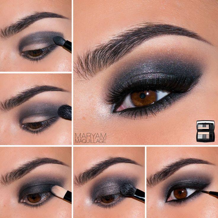 ! Maryam Maquillage !: Classic Smokey Eye TUTORIAL & VIDEO
