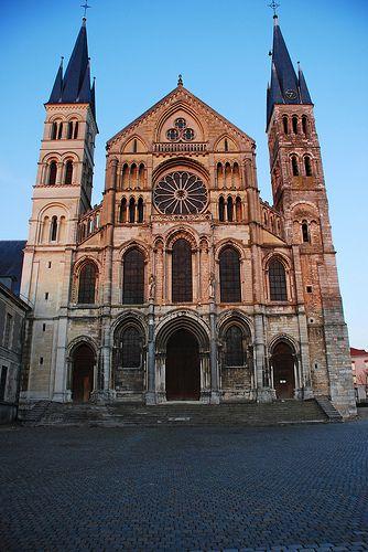 Saint-Remi, Reims