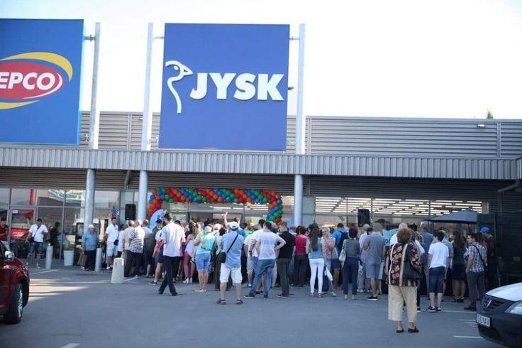 Jysk a închiriat un spațiu în Bistrița Retail Park