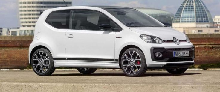 World Premiere at Worthersee - The New Volkswagen up! GTI and Other Goodies