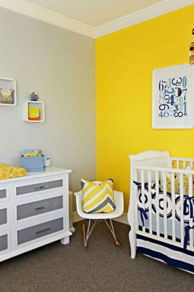 Znalezione obrazy dla zapytania żółte pasy na ścianie