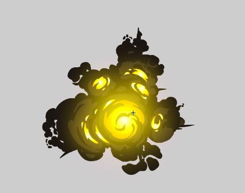 Explosion by DavidPerdigon.deviantart.com on @deviantART