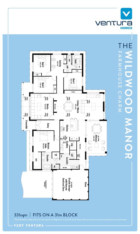 229 best Acreage Homes & Plans images on Pinterest | Blueprints for ...