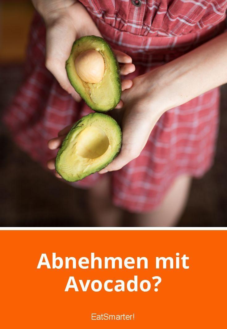 Wie man mit Avocado abnehmen kann für