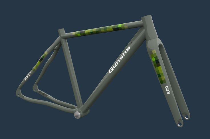 Gunsha Gravel Bike, ThingsToBe
