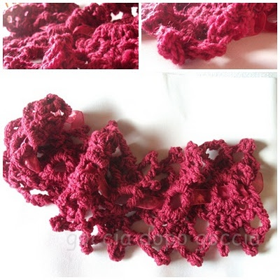 Red Passion cowl