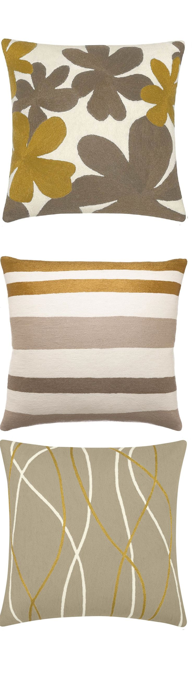 Throw Pillows Ideas For Grey Couch : 17 Best images about Gray Pillows on Pinterest Sofa pillows, Gray and Throw pillows