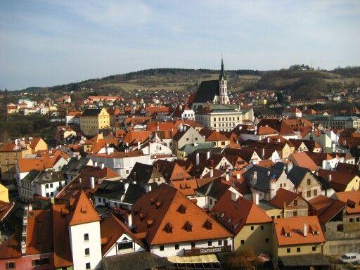 Чешский крумлов  Прага