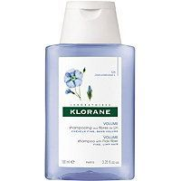 Klorane Travel Size Volume Shampoo with Flax Fiber