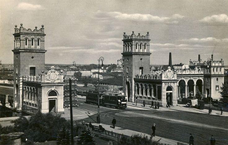 Most im. księcia Józefa Poniatowskiego w Warszawie, Lata 1925-1935