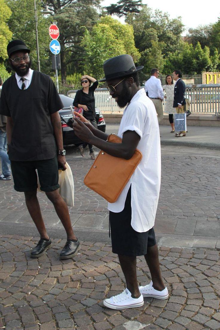 What Is Pitti Uomo   Banded Collared Long Shirt At Pitti Uomo