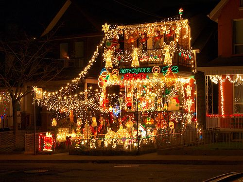 tacky outdoor christmas decorations - Google Search