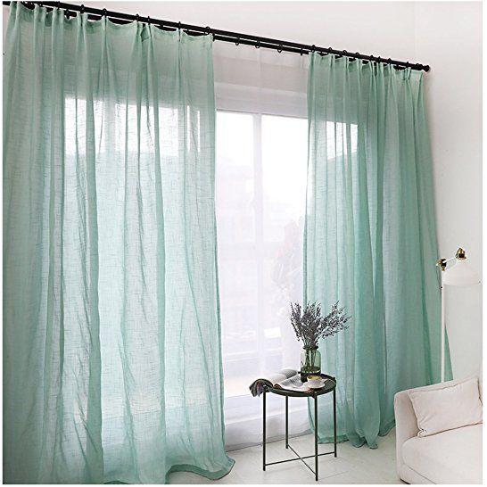 Más de 25 ideas increíbles sobre Vorhänge mit kräuselband en - vorhange wohnzimmer grun
