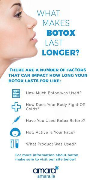 what makes botox last longer