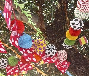 Colorful Streets of Nerja, Feria de Nerja