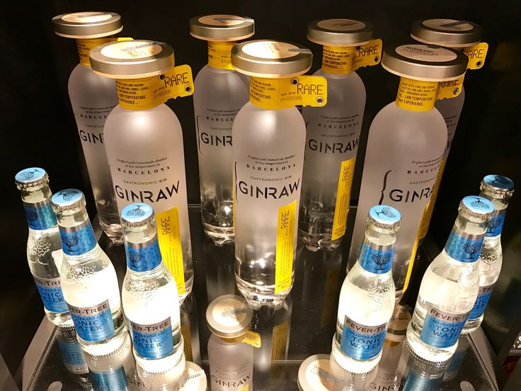 GINRAW  The ultimate Gin experience!