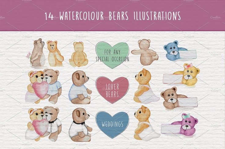 Over 35% Off: Grab Yours Today! by Janice Designs on @creativemarket  The Hopeless Romantic Toolkit is currently on sale on Creative Market. With over 130+ high res images of cute bear illustrations, romantic scene creator, backdrops, doodles, frame elements, patterns and brushes. Grab yours now and create amazing romantic cards in minutes! ❤️❤️❤️  #creativemarket #weddinginvitations #savethedate #rsvp #thankyou #card #weddingsuite #wedding #marriage #watercolor