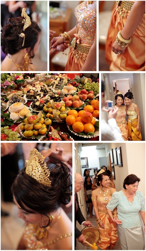 oranges khmer-wedding-dress