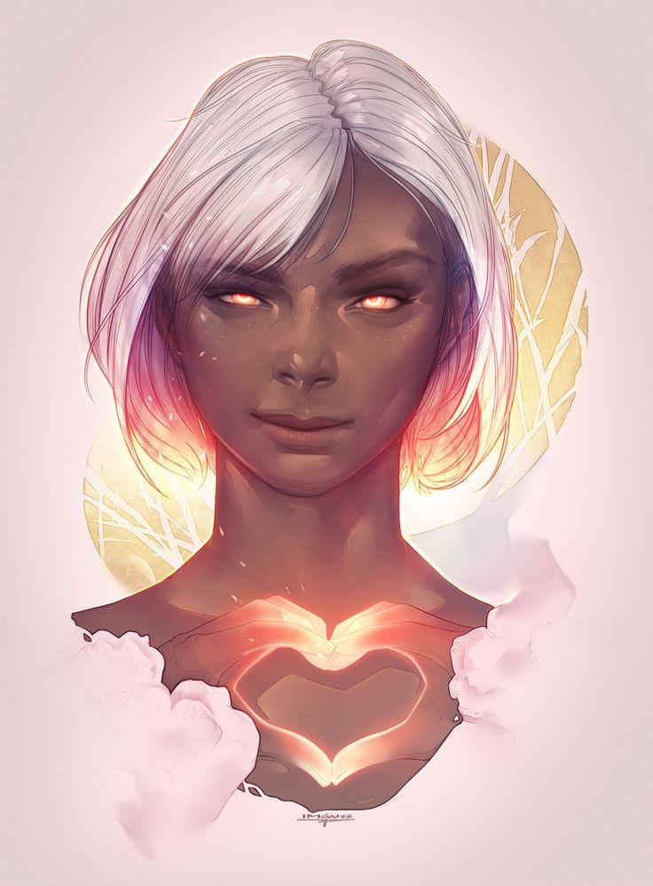 Heart, imGuss . on ArtStation at https://www.artstation.com/artwork/zXAX2