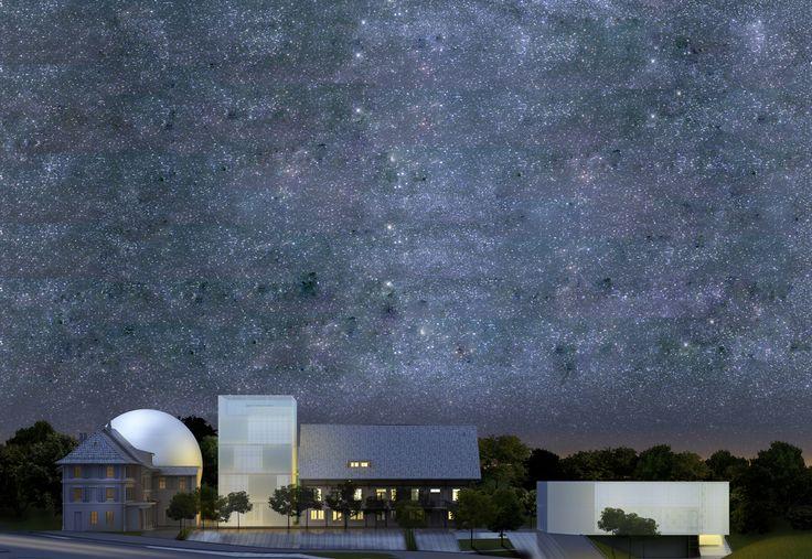 Planetario - Design by Ludovica + Roberto Palomba