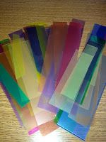 Learn how to make your own color overlays in a multitude of colors. These transparent strips can help with reading, tracking, graphing and more. Read about all the benefits in my blog. You can make them, or it can be a fun class project in groups or for learning centers.