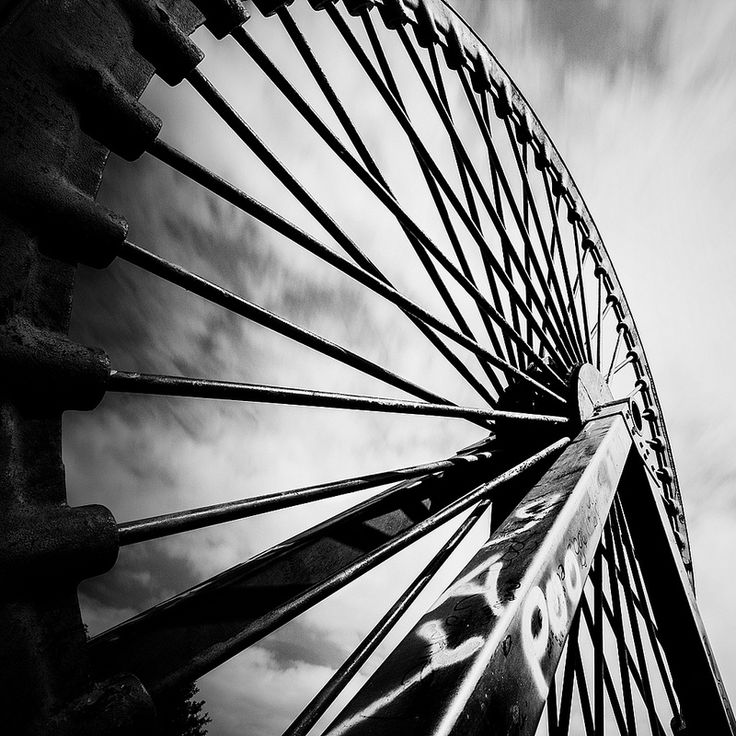 the wheel by Stephen McNally