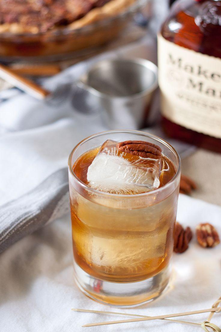 Bourbon Pecan Pie Cocktail | Perfect Thanksgiving Cocktail ...