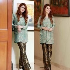 "5,594 Likes, 22 Comments - Pakistan Vogue (@pakistanvogue) on Instagram: ""Saira Shakira Couture collection 2017 #asianfashion #asianbridal #weddingideas #pakistanvogue…"""