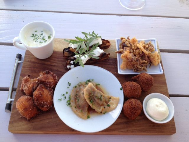 Tapas at Diemersdal Eatery - #tapas #foodporn #CapeTown